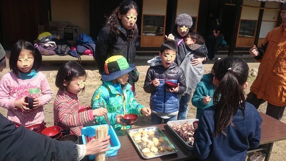 「わんぱくキャンプin北杜」2日目のお手伝いをしました